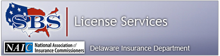 Official logo of the SBS License Services